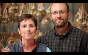 Evrett Lunquist and Ruth Chantry Common Good Farm