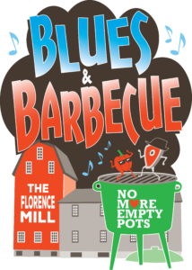 2nd Blues & BBQ Annual Harvest Fundraiser with No More Empty Pots & the Florence Mill