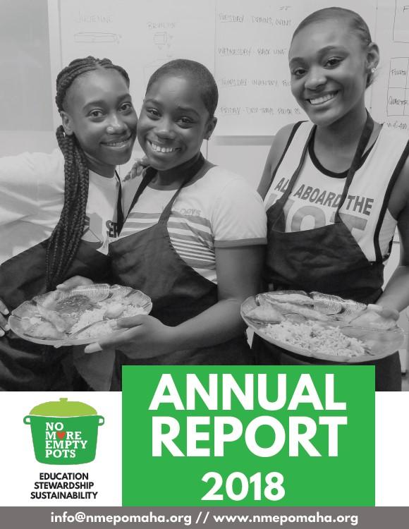 2018 NMEP Annual Report