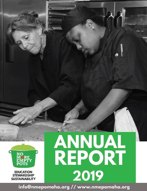 2019 NMEP Annual Report